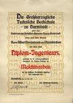 Diploma 1907